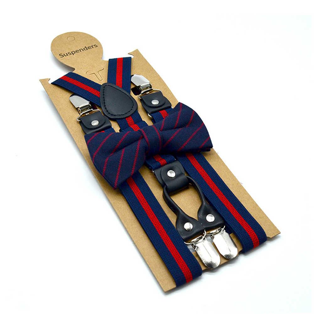 SHOWERSMILE Đỏ Nam Treo Áo Nẹp Nữ Thắt Nơ Đai Quần Chồng SỌC Y Lưng Suspender Quần dành cho Người Lớn