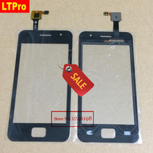 LTPro Best Working Black JY-G2 front Panel Glass Sensor Touch Screen Digitizer For JIAYU G2 Phone Parts Replacement