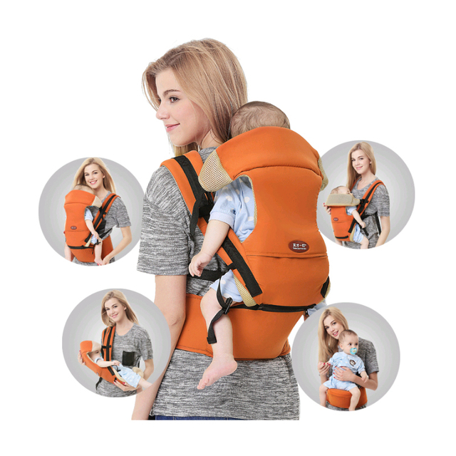 8eb9c78830f 0-36m infant toddler ergonomic baby carrier sling backpack bag gear with hipseat  wrap newborn cover coat for babies stroller
