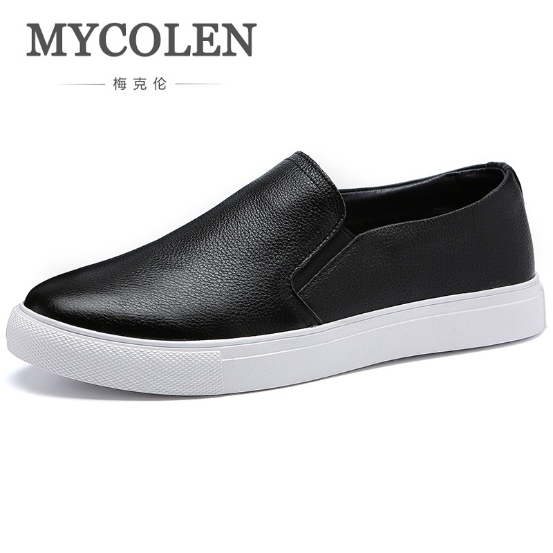 MYCOLEN 2018 Spring Summer Loafers Breathable High Quality Casual Fashion Shoes Lightweight Walking Shoes Tenis-Masculino 2016 year end clearance sale women casual shoes summer lady soft fashion shoes high quality breathable shoes mm x02