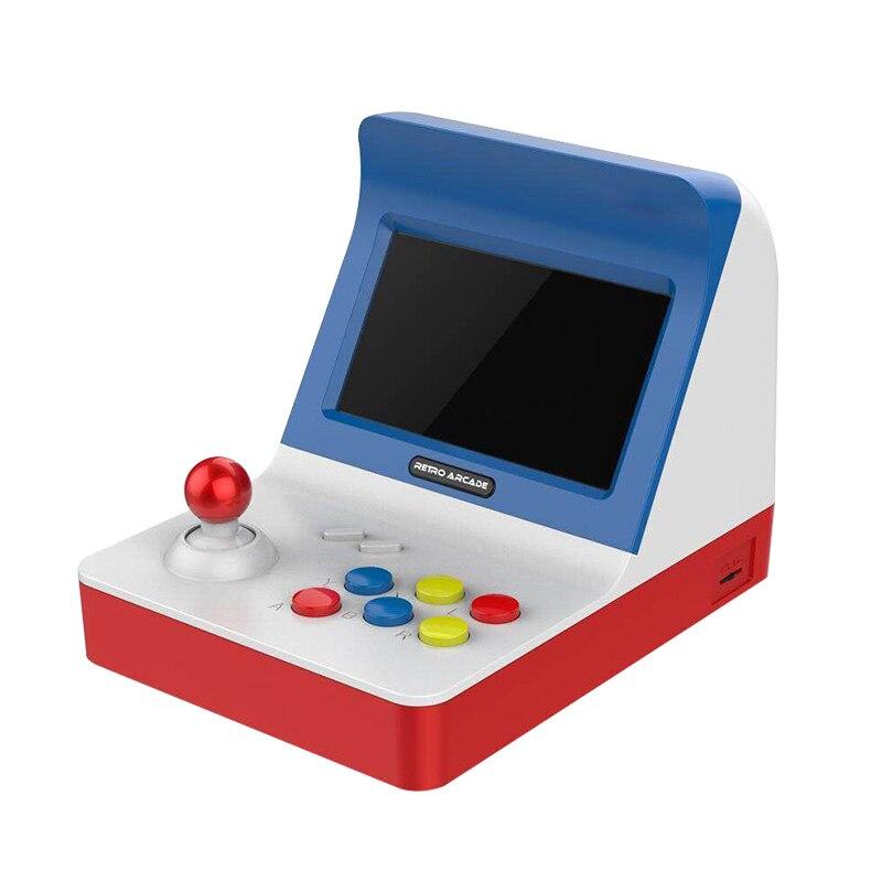 Portable Spielkonsolen Konstruktiv 10 Stücke Rs-07 Neogeo Retro Arcade Tragbare Mini Handheld Spielkonsole 64bit 4,3 Zoll 16 Gb Eingebaute 3000 Spiele Mit Einzelhandel Box Unterhaltungselektronik