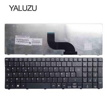 Teclado francés YALUZU para Acer Aspire 7551, 5336, 5410, 5252, 5742G, 5742Z,...