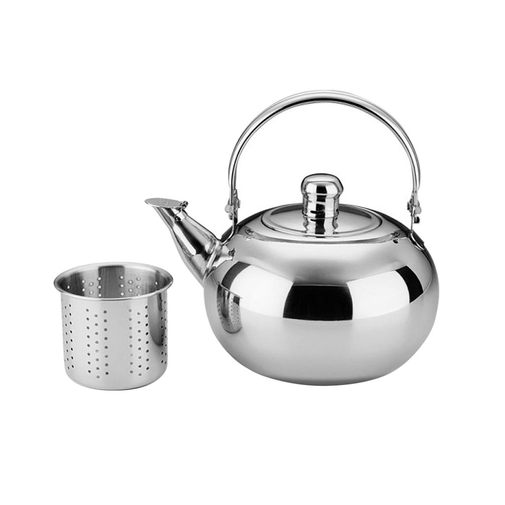 Stainless Steel Tea Kettle Teapot