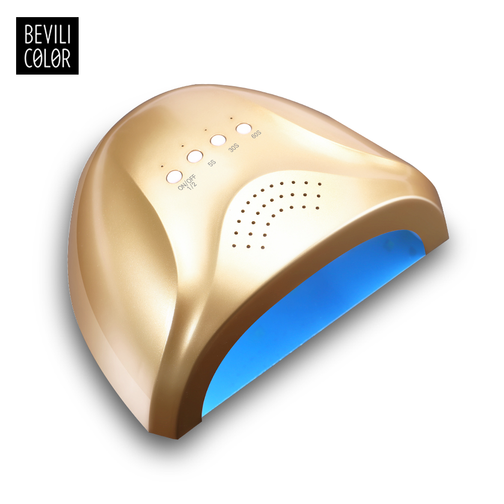 Lamps For Nails UV Nail Dryer Lamp UVLED 48W SUNONE Manicure UV Lamp For Manicure Gel Varnish Drying For Nail Gel Polish Curing sunone uv led lamp nail dryer 48w professional phototherapy manicure tool beauty nail gel lamp curing for nails 365 405nm