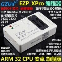Ezp_xpro programador usb placa-mãe roteamento lcd bios spi flash ibm 25 queimador