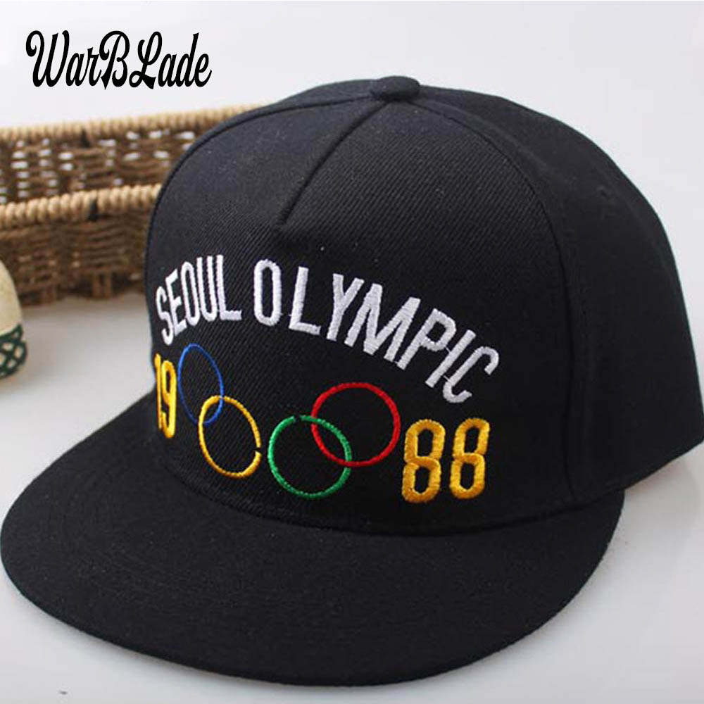 2018 kpop BIGBANG sun hat MADE TOUR with the same section of the Olympic rings GD baseball cap hip-hop hat WarBLade