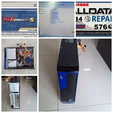 Installed well Alldata and mitchell Auto repair software Alldata 10.53+mitchell on demand 2015+2000gb hdd+Mini Desktop Computer(China (Mainland))