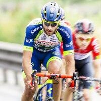 Santic WANTY GROUPE гоберт велосипедная команда костюм Джерси Тур де Франс велосипедные наборы 2018 pro командная велосипедная одежда