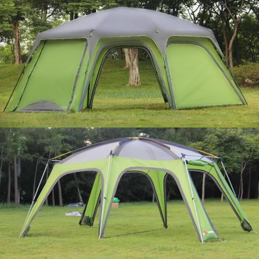 Ultralarge 5-8 dupla rétegű kültéri 1 nappali és 1 hall családi - Kemping és túrázás - Fénykép 3