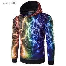 High mens pullovers vogue 3D hoodies & sweatshirts hip hop chandal sudaderas hombre health hoodies informal coat jacket