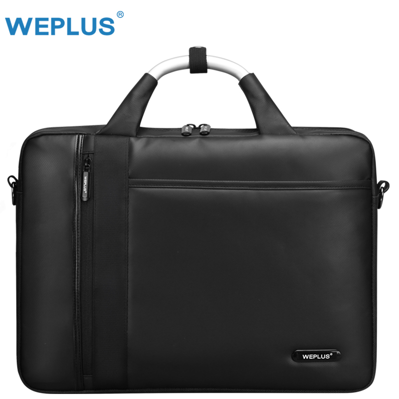 Briefcase Waterproof Laptop Handbag for 15.6 Inch Computer Bussiness Travel Men and Women Notebook Bag Laptop Bags Messenger men black business travel briefcase 15 inch laptop computer notebook handbag single shoulder messenger bag portfolio for macbook
