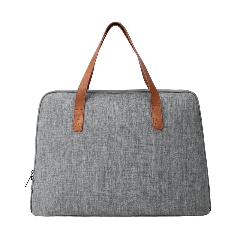 BAGSMART New Fashion Nylon Men 14 tommers laptopbag Berømt merke - Stresskofferter - Bilde 4