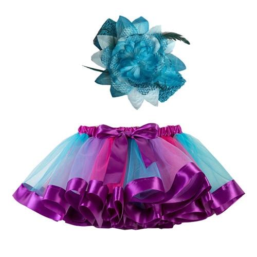 Ausdauernd Arloneet Mädchen Kinder Tutu Rock Party Dance Ballett Kleinkind Baby Kostüm Rock + Stirnband Set Prinzessin 2-11 Jahre Mädchen Kleidung 10 #