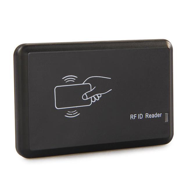 NOVA lâmpada Inteligente 13.56 MHZ Controle de Acesso RFID Leitor de Cartão IC/Escritor + Interface USB Contactless Codificador de Cartões Mifare