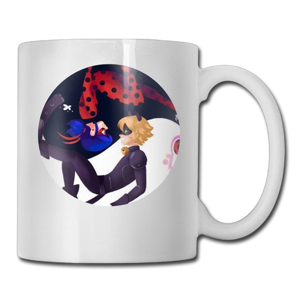 Miraculous Ladybug Coffee Mug Design Your Own Teacher Tazas Ceramic