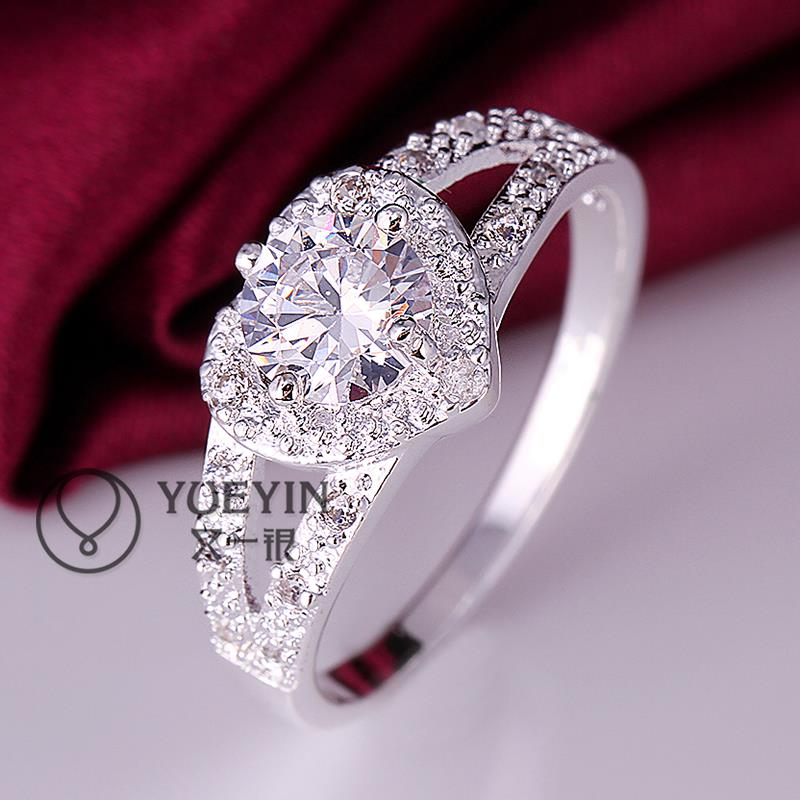 R388 Fashion Design Beautiful Jewelry 925 Sterling Silver Jewelry