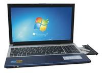 8G DDR3+2000G HDD game Laptop 15.6inch Intel Pentium N3520 Quad core Windows 10 Notebook Computer Built in WIFI Bluetooth DVD RW