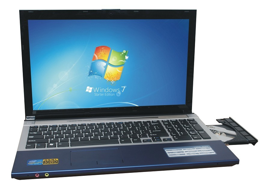 8G DDR3+2000G HDD game Laptop 15.6inch Intel Pentium N3520 Quad-core Windows 10