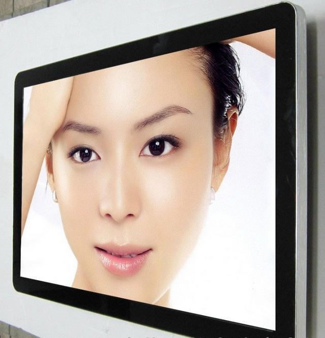 55 70 98 108 INCH wall mounted touch interactive ipTV Wifi/3G lcd tft hd 1080P Media Digital Signage ip camera Video Intercom