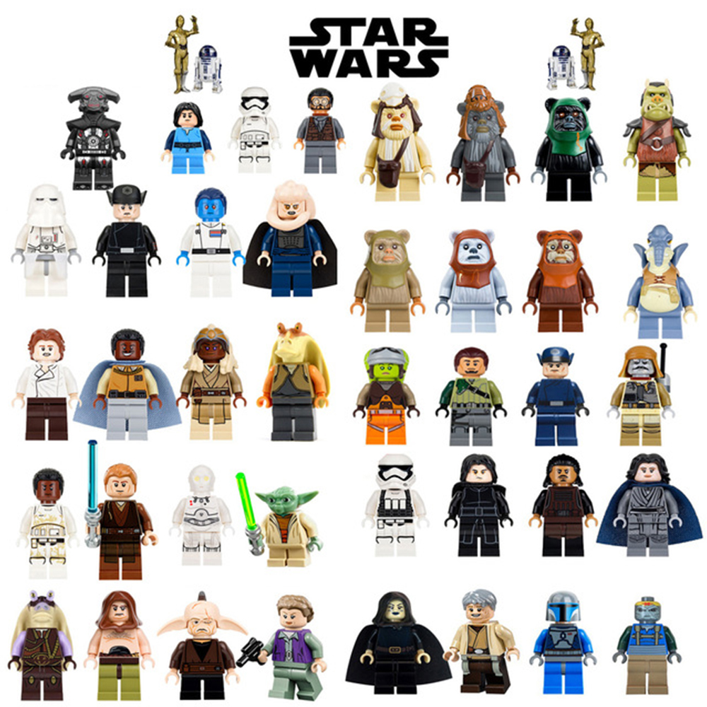 Building Blocks legoing Star Wars Sith Lord Darth Vader Maul Revan Dooku Sidious bricks toys for children starwars figures legoelied star wars super heros marvel dc minifigures darth revan yoda deadpool batman v superman figures building blocks toys