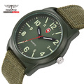 Military Army Men Watch Waterproof Outdoor Sport Lumino Watch For Men Big Dial Canvas Band Relogio Masculino Relojes Mens Gifts