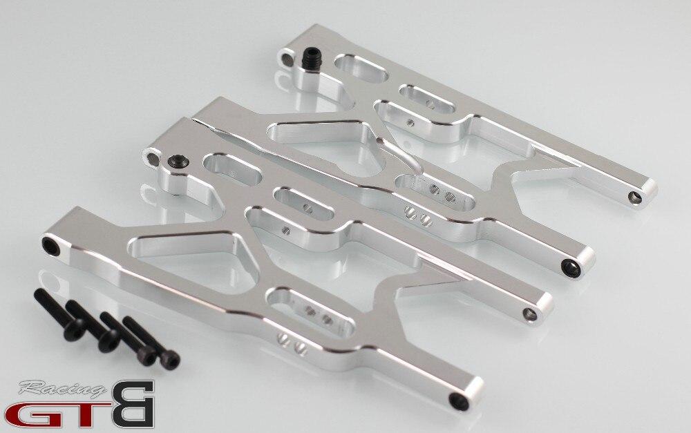Gtb r acing LOSI 5IVE Tช่วงล่างด้านหลังแขนLOSI 040-ใน ชิ้นส่วนและอุปกรณ์เสริม จาก ของเล่นและงานอดิเรก บน   2