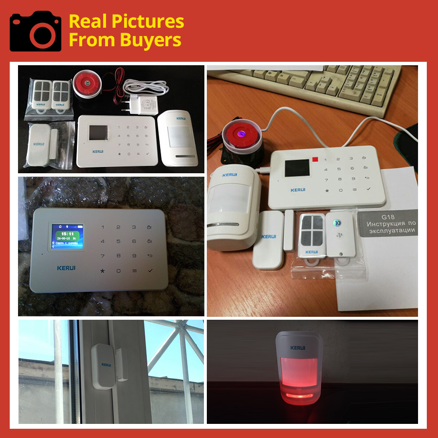 Back To Search Resultssecurity & Protection Security Alarm App Controll Gsm&pstn Autodial Home Security Alarm System With Humanized Menu&lcd Display