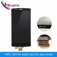 Liujiang 5.5 ''2560x1440 디스플레이 LG G4 H810 H811 H815 LCD 디스플레이 터치 스크린 디지