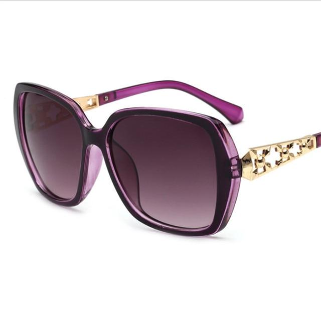 6b5bb195c Sunglasses Women Vintage Gradient Glasses Retro Square Sun Glasses Female  Eyewear UV400 Custom Prescription Sunglasses