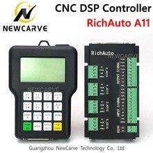 تحكم باستخدام الحاسب الآلي ريتشوتو DSP A11 A11S A11E 3 محور وحدة تحكم USB عن بعد لنظام التحكم في جهاز التوجيه باستخدام الحاسب الآلي دليل NEWCARVE