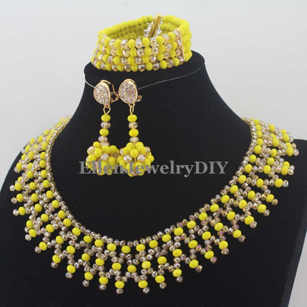 Cool Latest 2016 Nigeria Bead Design Photos - Jewelry Collection ...