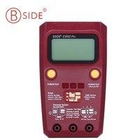 Digital Transistor Tester Diode Triodo Capacità di Resistenza ESR02 PRO Meter MOS/PNP/NPN SMD Tester Schermo LCD Professionale