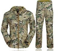 Winter Jacket Men Casual Army Camouflage Coat Military Men Tactical Jacket And Coats Waterproof Windproof Clothes