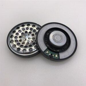 Som incrível novo, unidade de alto-falante de 50mm 32 ohm para fone de ouvido diy com tampa de ferro