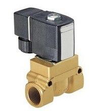 Бесплатная Доставка 1/2 »Электромагнитный Клапан Высокого Давления Высокая Температура 5404-04 PTFE DC12V, D24V, AC110V или 220В
