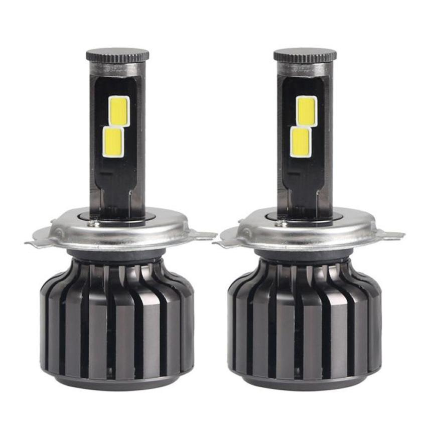 CARPRIE NEW H4 9003 HB2 120W 10000LM LED Headlight Kit Hi/Lo Beam Bulbs 6000K Mar21 Drop Ship