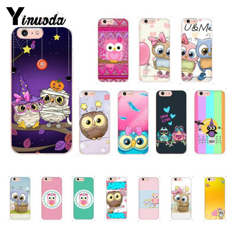 Cellphones & Telecommunications Phone Bags & Cases Yinuoda Lovely Cartoon Olw Novelty Fundas Phone Case For Iphone 5 5sx 6 7 7plus 8 8plus X Xs Max Xr Fundas Capa