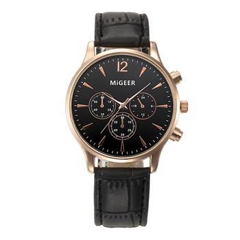 Top Brand Watches Men Relojes Mujer 2019 Luxury Business Wrist Watch Women Leather Quartz Sport Watch Mens Hours Clock Relogio