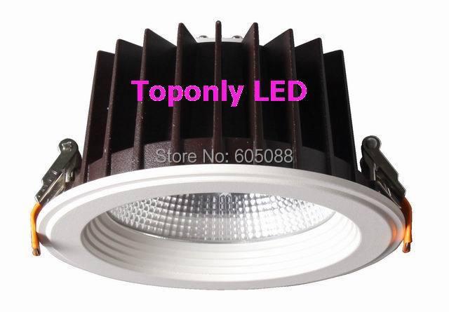 2017 New Retrofit 25w Epistar LED iVAR COB Downlight 7 Round Recessed Led Ceiling Down Lamp Energy Saving Lighting 18pcs/lot ivar soopan rännakud murtud maal