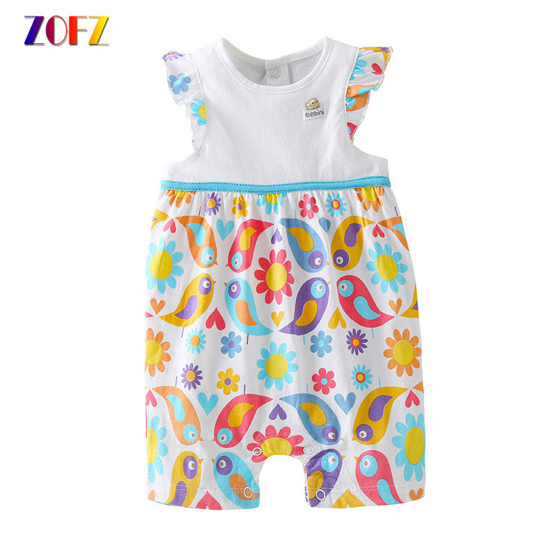 6683ad3e974d cute high quality soft comfortable Baby Clothing rompers cotton ...