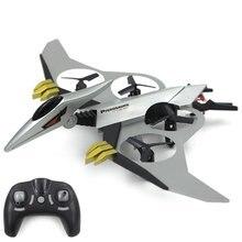 Ptérosaures RC Drone Unique Design 2.4G 6-axis-gyro 4CH RC Quadcopter Professionnel Télécommande Hélicoptère RC Dron Jouets