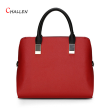 high quality pu leather shoulder messenger bags famous brand women handbag solid zipper clutch red single casual totes sac m660