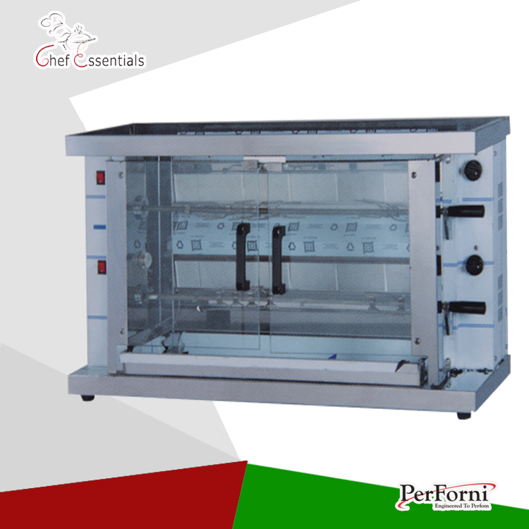PKMT-KJ2 Gas Chicken Rotisseries, for Commercial products chicken licken level 2