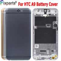 New Battery Housing Case For HTC One A9 Replacement Parts Battery Housing Rear Cover Replacement For HTC One A9 Battery Cover