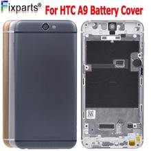New Battery Housing Case For HTC One A9 Replacement Parts OEM Battery Housing Rear Cover Replacement For HTC One A9