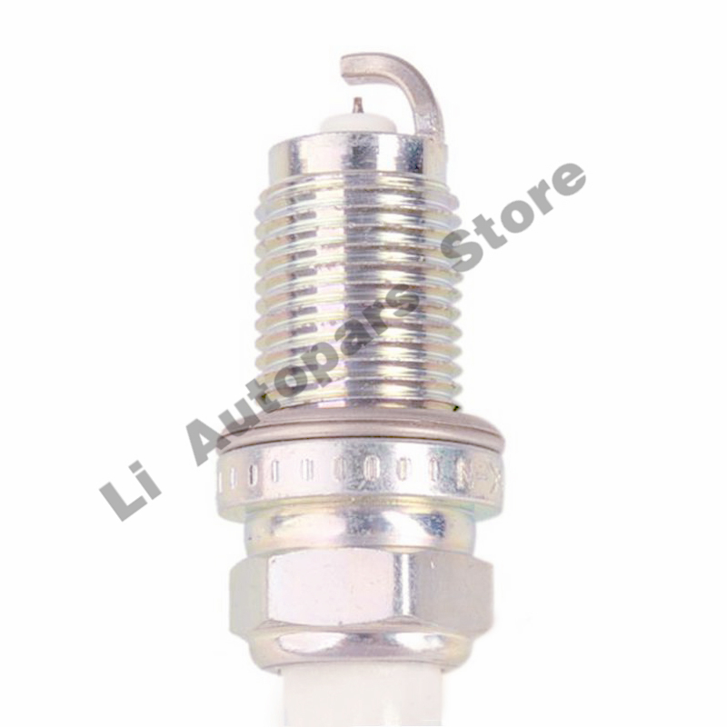 4 X Iridium 12290-R48-H01 ILZKR7B-11S Spark Plug For Honda Accord CR-V Acura MDX