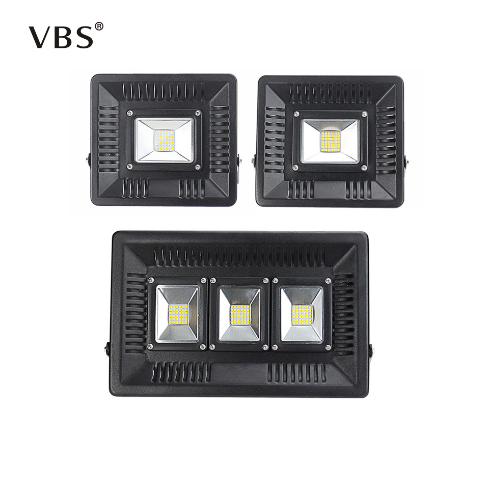Floodlights Led Flood Light AC200-240V Waterproof Outdoor Lighting Led Flood Light Led 30W 50W 100W Led Reflector