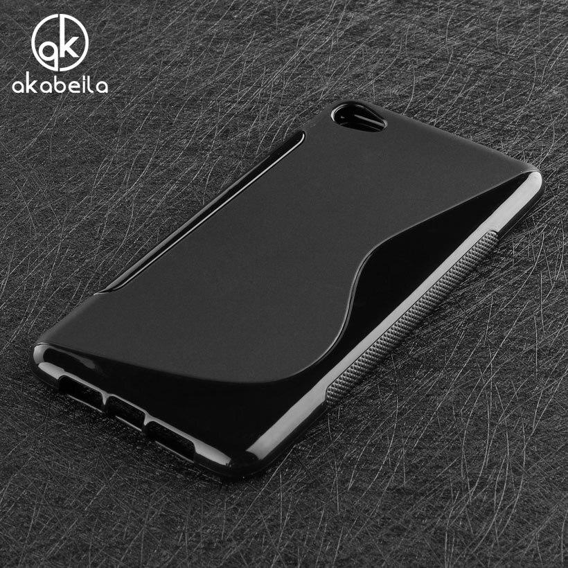 Cajas del teléfono móvil tpu para lenovo sisley s90 4g fdd lte S90U S90T S90-U S
