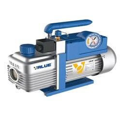 370 W 2L a due stadi nuovo refrigerante pompa a vuoto V-i240SV pompa di aria condizionata di pompaggio filtro per R410A, r407C, R134a, R12, R22
