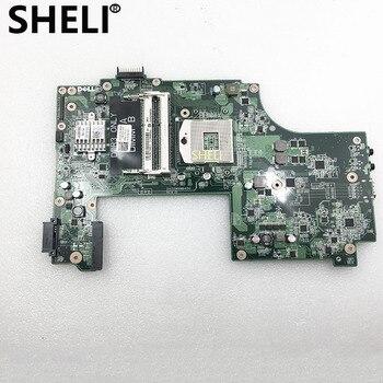 SHELI FOR DELL CN-0GKH2C GKH2C Laptop Motherboard Inspiron 17R N7010 DA0UM9MB6D0 HM57 System Board Main Board Work Good